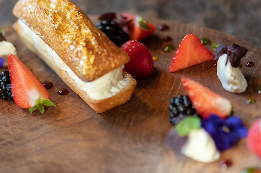 menus peitry Desserts